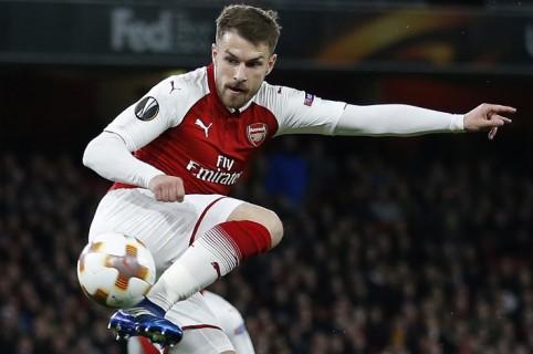 Aaron Ramsey, jugador del Arsenal