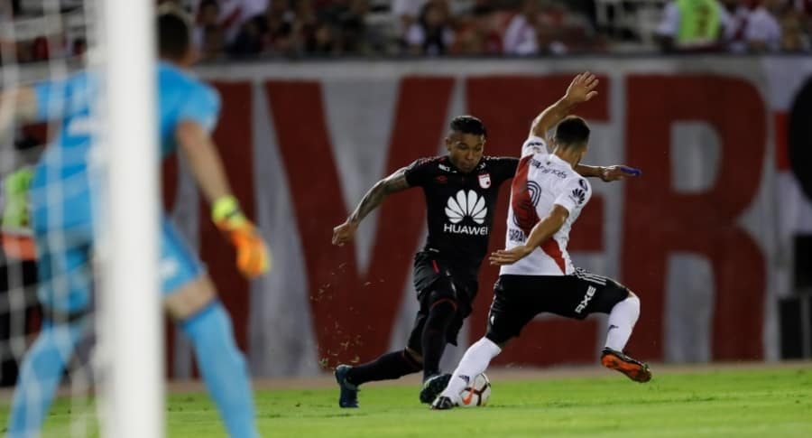 River Plate 0-0 Santa Fe
