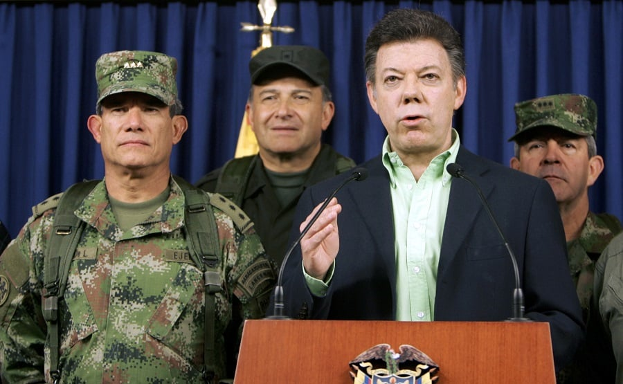 Cúpula Militar 2008