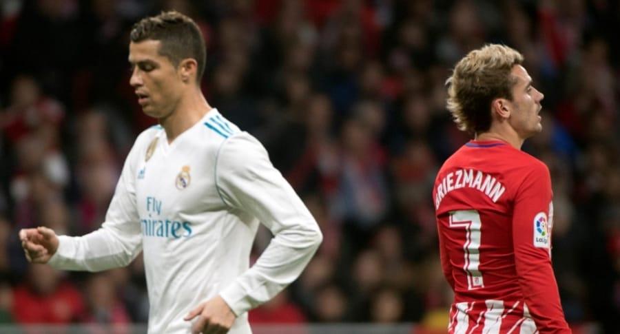 Real Madrid vs. Atl. de Madrid