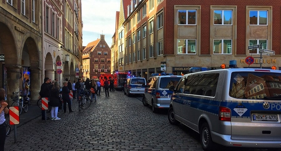 Münster, Alemania