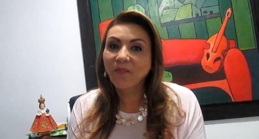 Luz Piedad Valencia, exalcaldesa de Armenia