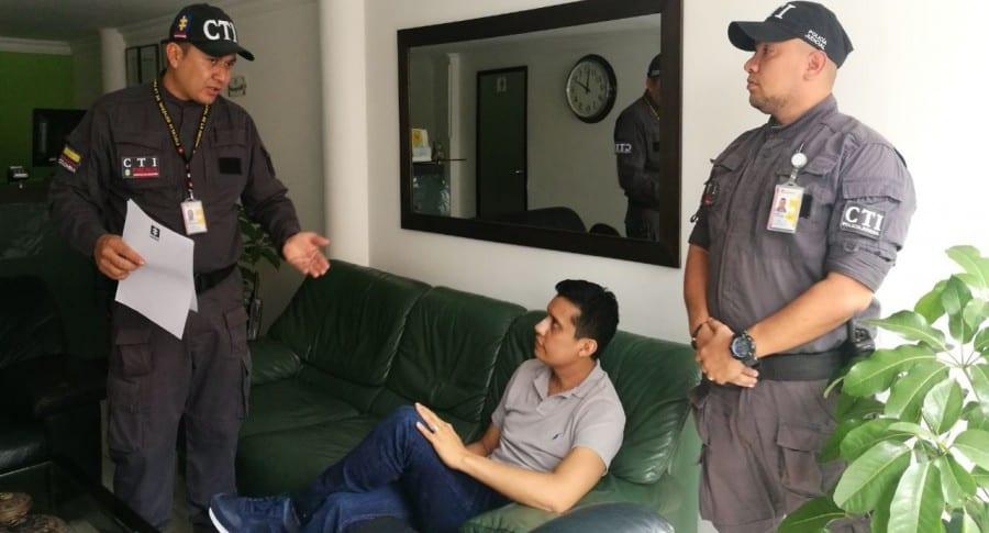 Paulo Enrique Muñoz, implicado en caso Pedro Aguilar.