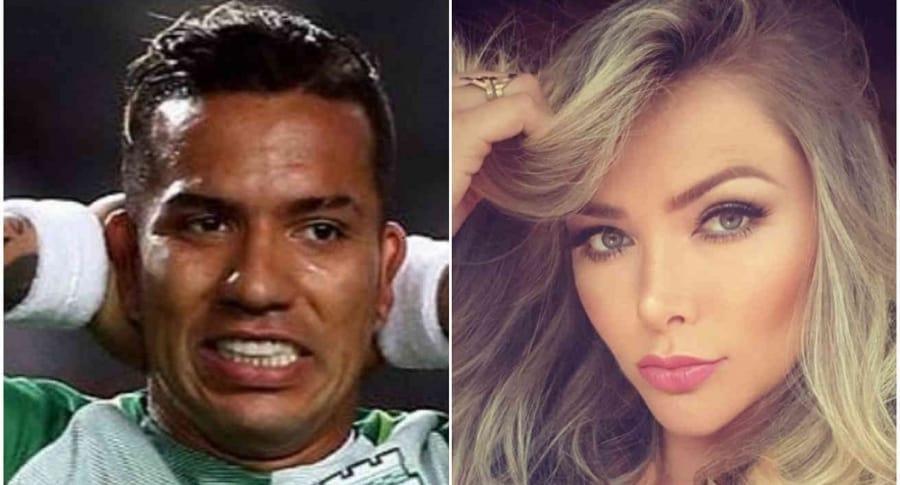Marcela Muñoz y Dayro Moreno