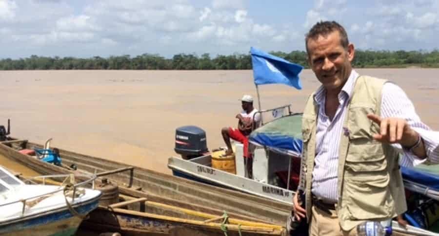 Embajador Marcel Lebleu