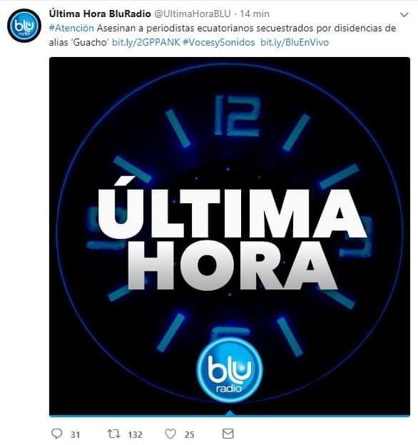 Información Blu Radio