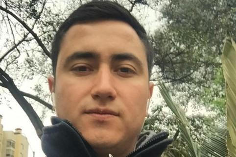 Camilo Ojeda Eraso, desaparecido