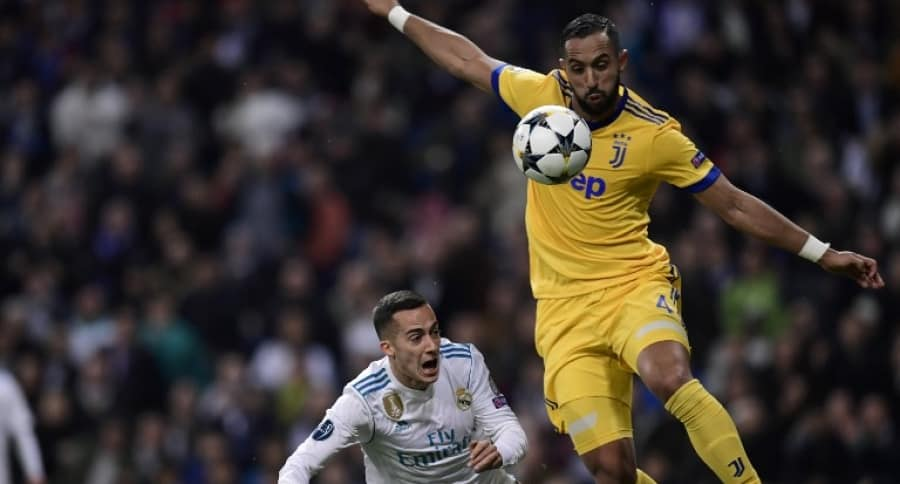Real Madrid 1-3 Juventus