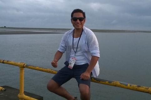 Juan Javier Ortega Reyes, periodista asesinado por disidencias de las Farc