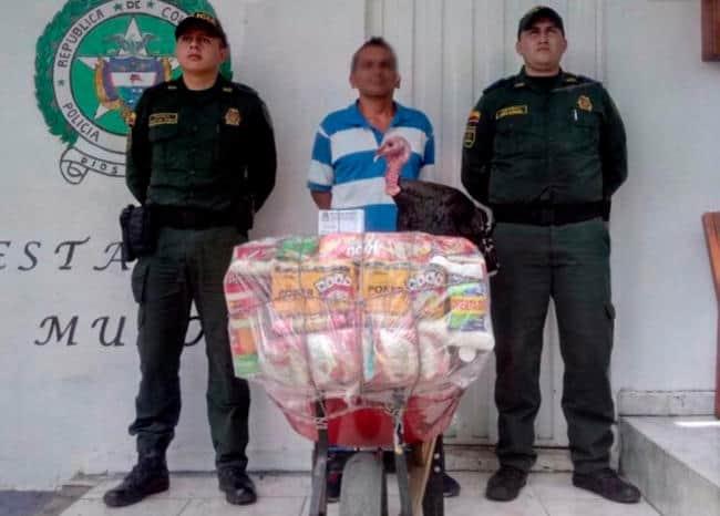 Duberney Vargas Hernández, capturado