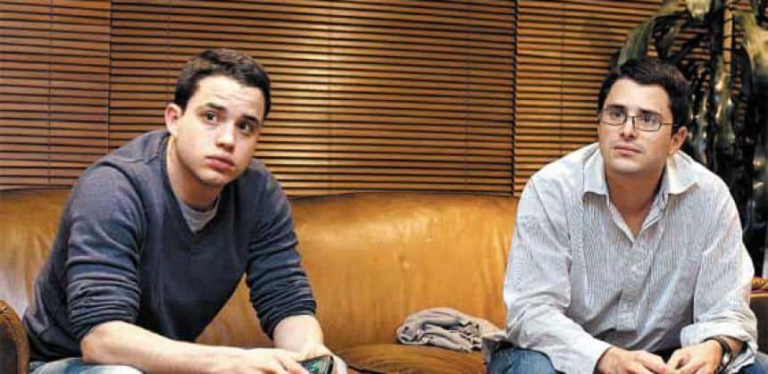 Tomás y Jerónimo Uribe