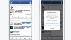 Facebook noticias falsas