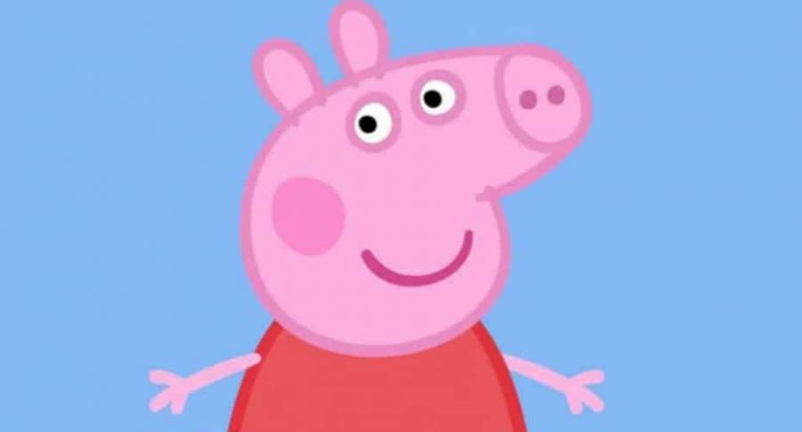 Peppa Pig.