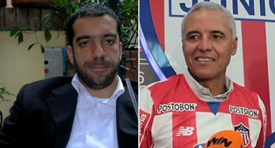 Arturo Char y Alexis Mendoza