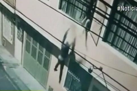 Ladrón ventana
