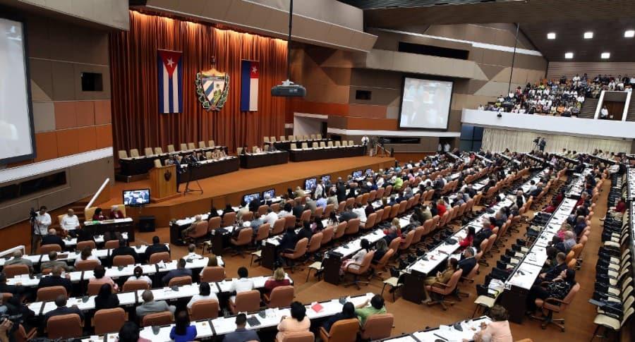 Parlamento Cuba