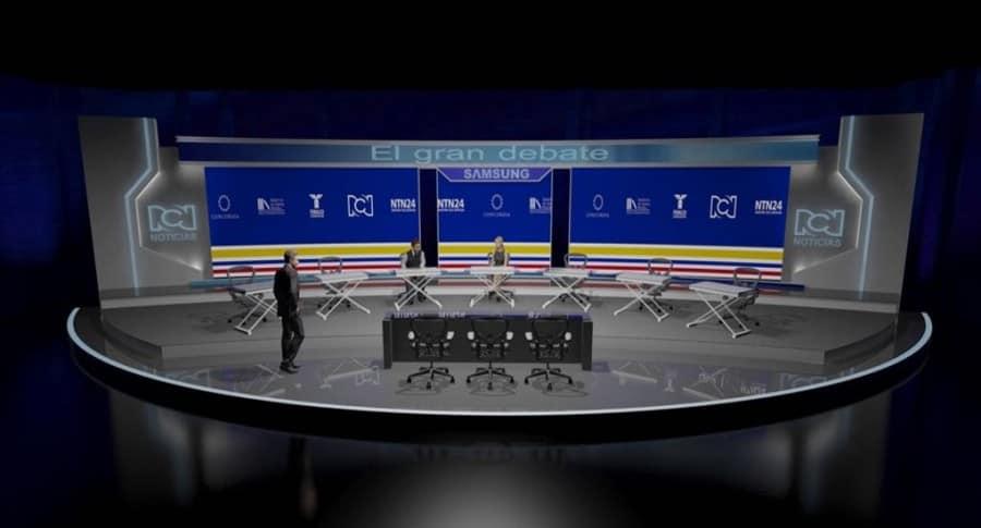 Debate RCN