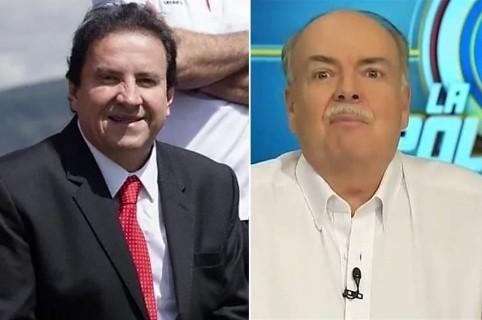 César Pastrana e Iván Mejía