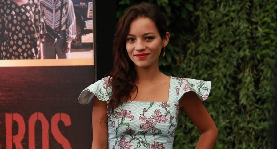 Natalia Reyes, actriz.
