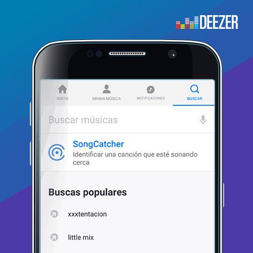 Deezer Songcatcher 2