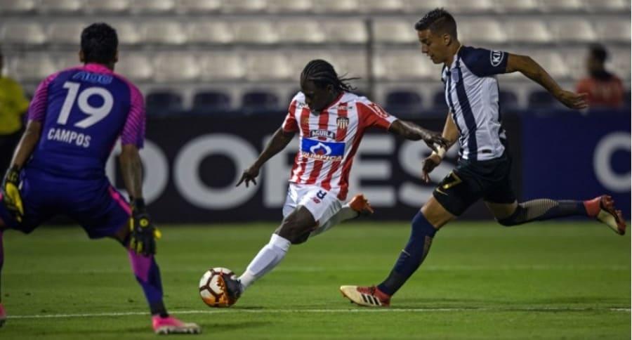 Alianza 0-2 Junior