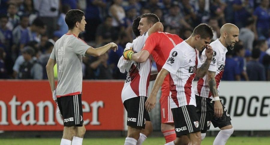 Emelec vs River Plate - Copa CONMEBOL Libertadores 2018