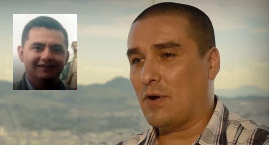 Ariel Ortega y Julio César González, 'Matador'