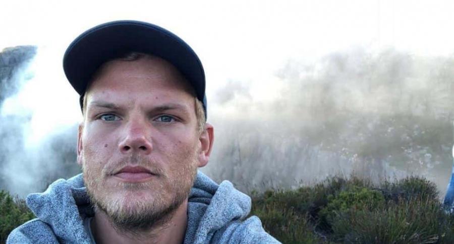 Tim Bergling, 'Avicii', DJ.