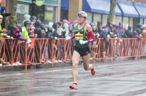 Yuki Kawauchi - Maratón