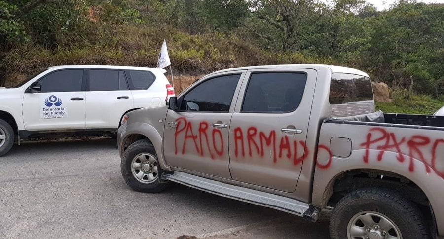 Paro Armado Catatumbo