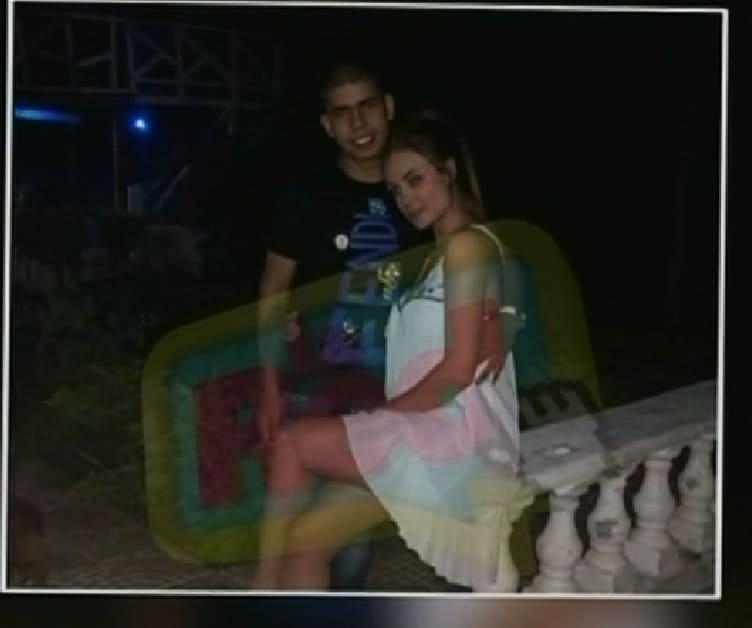 Sara Uribe e hijo de alias Don Mario 4