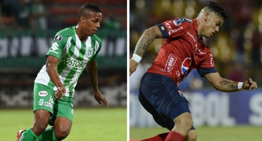 Atlético Nacional y DIM