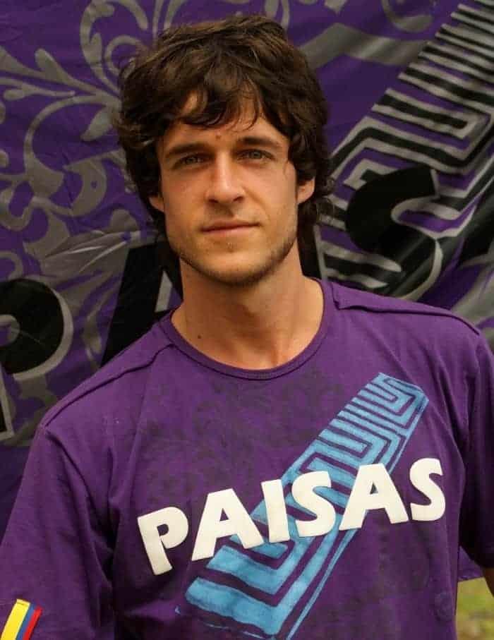 Daniel Tirado.