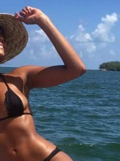 Anggie Bryan, modelo.