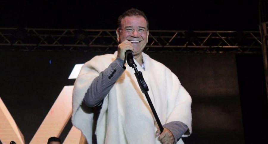 Iván Villazón, cantante.