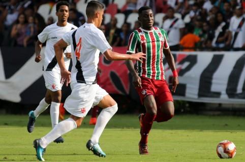 Vasco vs Fluminense