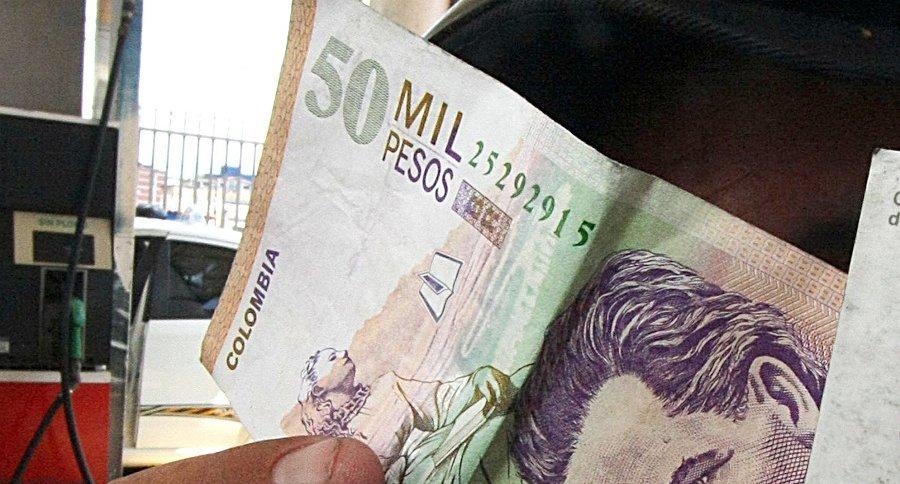 Billete de 50.000 pesos