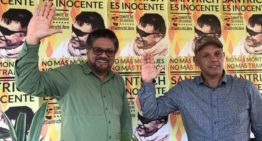 Iván Márquez y El Paisa
