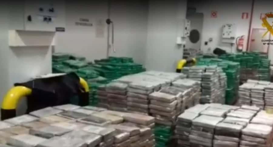 Cocaína en España