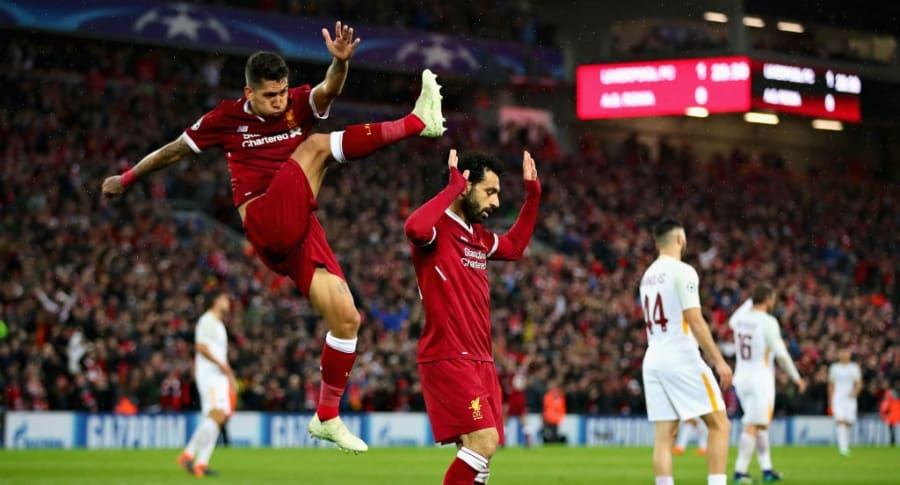 Liverpool v A.S. Roma