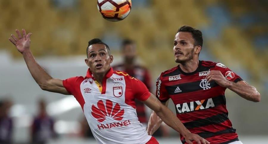 Santa Fe vs. Flamengo