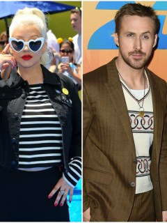 Christina Aguilera / Ryan Gosling / Britney Spears