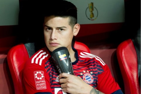 James Rodríguez