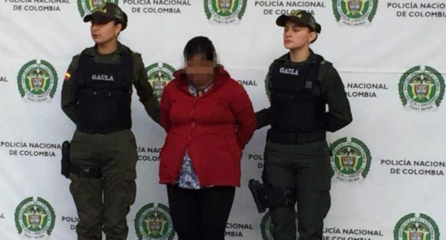 Mujer acusada de secuestro simple de bebé en Bogotá