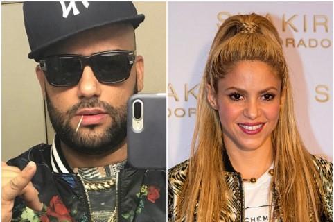 El Cata y Shakira