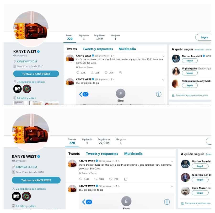 Twitter Kanye West