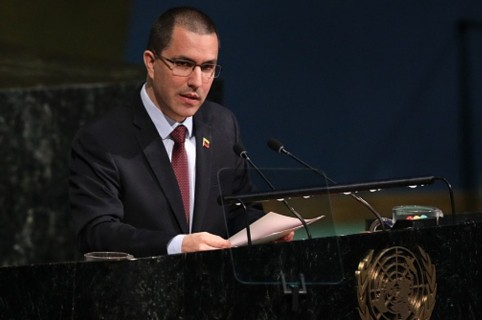 Canciller venezolano