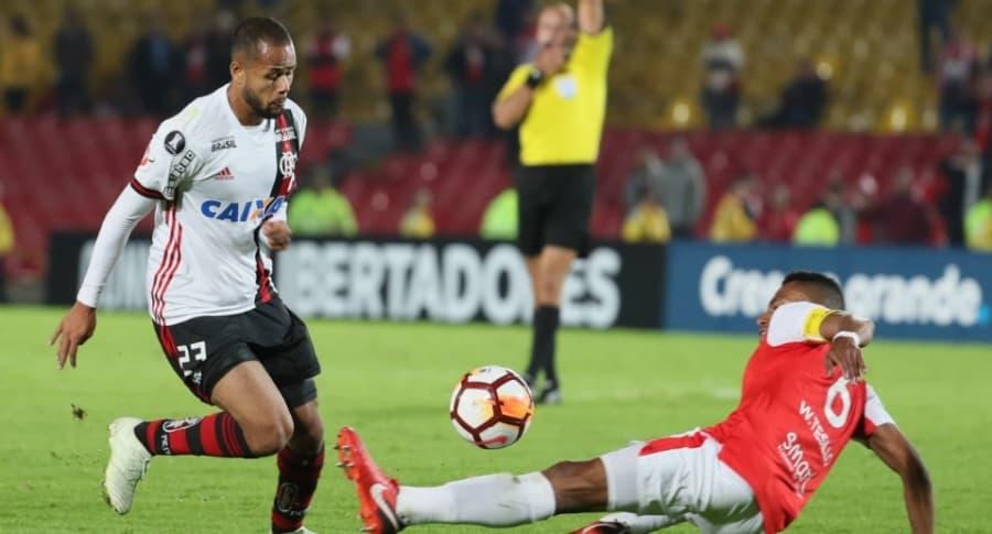 Santa Fe 0-0 Flamengo