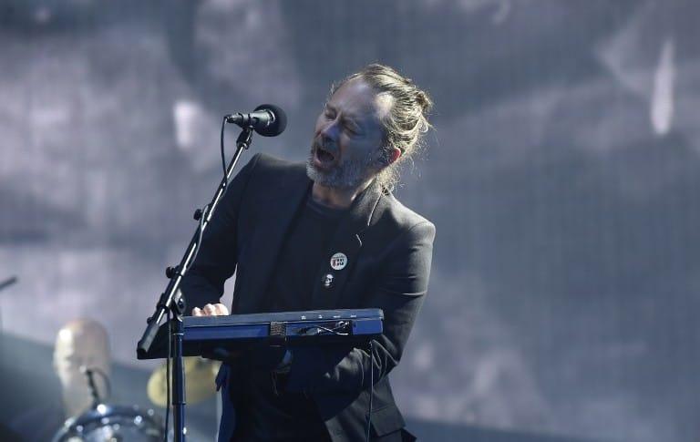 Thom Yorke, de Radiohead