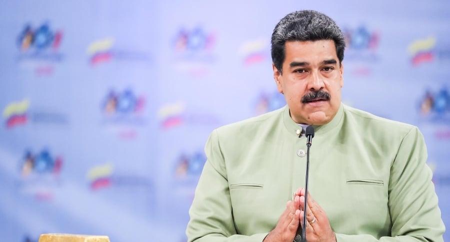 Maduro anuncia el restablecimiento de las relaciones con Panamá